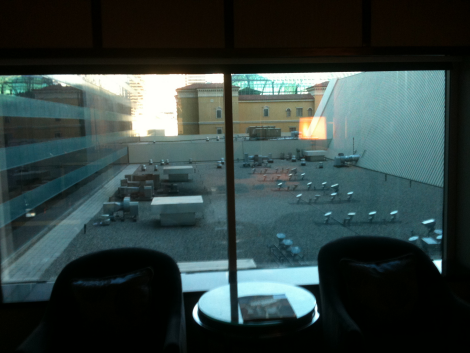 MGM Room With A View