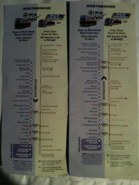 RTC Strip Routes